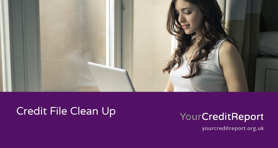 Credit File Clean Up