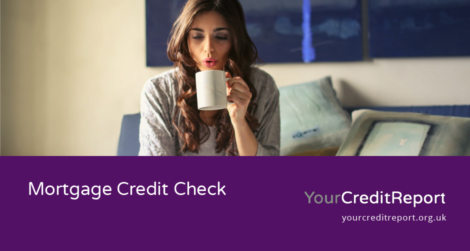 Mortgage Credit Check