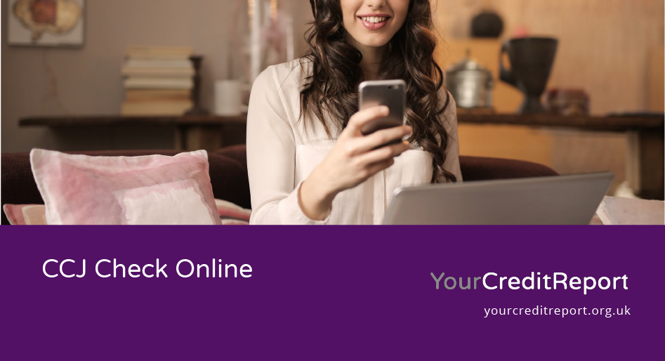 CCJ Credit Check Online