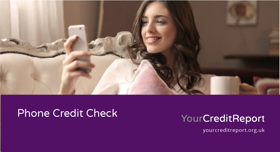 Mobile Phone Credit Check